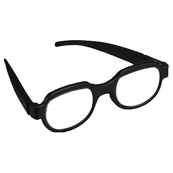 Led Light Glasses Looking Forward To Passionate Props Fashion Appearance Anime Props Shining Glasses Fashion Men's Women