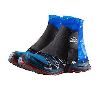 E940 e941 guêtres de course à pied basses enveloppement de protection housses de chaussures paire pour hommes femmes en plein air empêcher la pierre de sable
