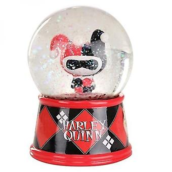 "Harley Quinn Chibi Grote 6"" Light Up Sneeuwbol"
