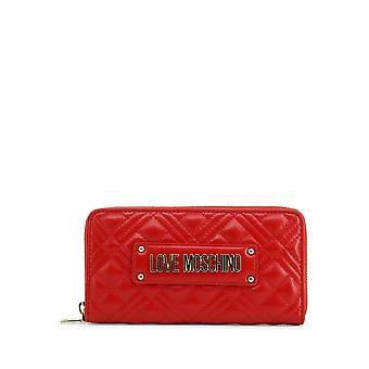 Love Moschino - Acessórios - Carteiras - JC5600PP1DLA0-500 - Mulheres - Vermelho