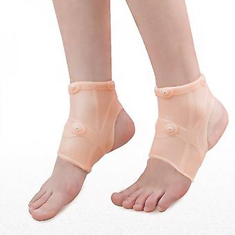 1pair Magnetic Therapy Ankle Brace Support Pain Relief For Sprains Strains Arthritis Torn Tendons In Foot Ankle Safety Protector