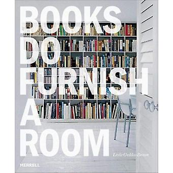 Books Do Furnish a Room Organize Display Store by MS Leslie Geddes Brown
