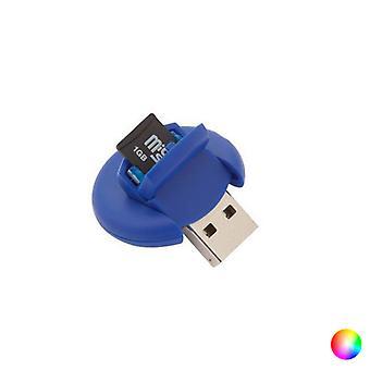 Kartenleser USB 2.0 143398