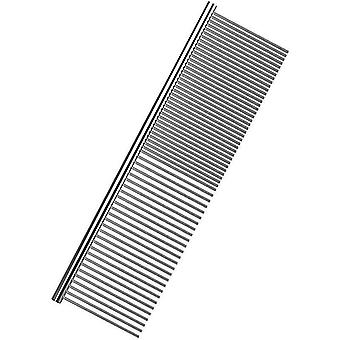 Pet combs brushes pet dematting comb stainless steel grooming tool for dogs sm147264