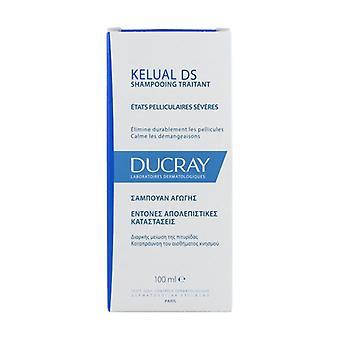 Kelual DS dandruff and itch treatment shampoo 100 ml