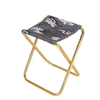 Portable foldable aluminium outdoor chair(A4 Small)
