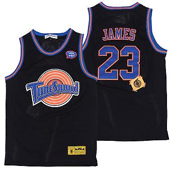 Lakers Lebron James No.23 Basketball Jersey #23/space Jam
