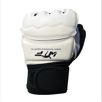 Taekwondo Rukavice pro dospělé Rukavice Děti Rukavice Tréninkové rukavice Soutěžní rukavice Bojové ochranné rukavice, Xs