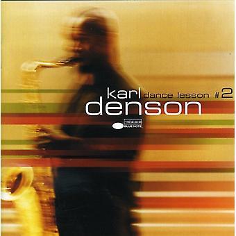 Karl Denson - importation USA Dance leçon #2 [CD]