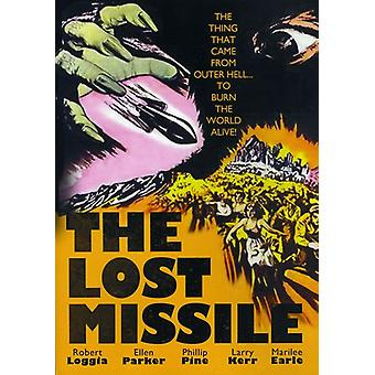 Lost Missile [DVD] USA import