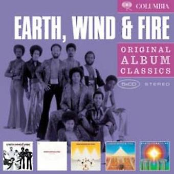 Earth Wind & Fire - Original Album Classics [CD] USA import