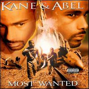 Kane & Abel - Most Wanted [CD] USA import