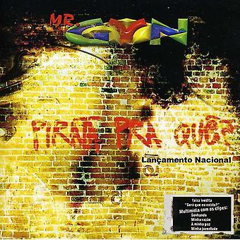 Mr.Gyn - Pirata Pra Que [CD] EUA importar