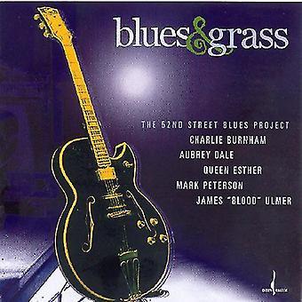 Blues & Grass: 52nd Street Blues Project - Blues & Grass: 52nd Street Blues Project [CD] USA import