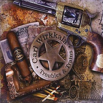 Carl Wirkkala - problemer & tog [DVD] USA import