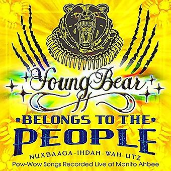 Young Bear - Belongs to the People [CD] USA import