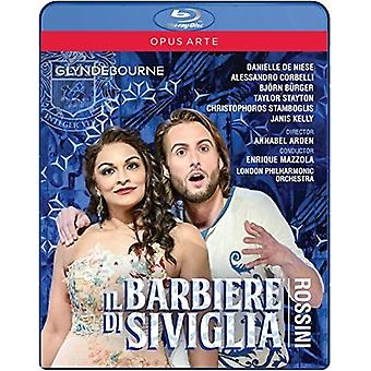 Rossini: Il Barbiere Di Siviglia [Blu-ray] USA importere