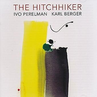 Ivo Perelman - Hitchhiker [CD] USA import