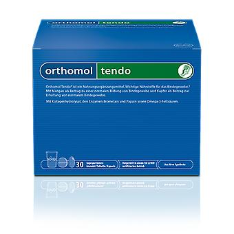 Orthomol Tendo Granules and Tablets Envelopes