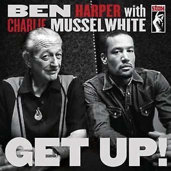 Ben Harper - Get Up!-Deluxe Edition (CD/DVD) [CD] USA import