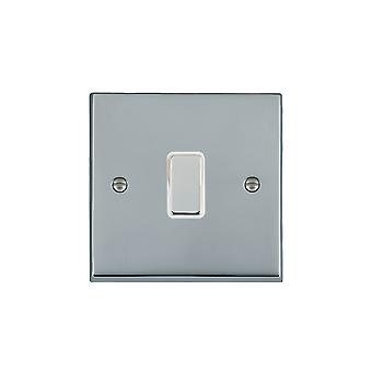 Hamilton Litestat Cheriton Victorian Bright Chrome 1g 250W M-Way Touch Mast BC/WH