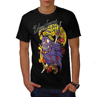 Umibozu ducha fajne BlackT koszul   Wellcoda