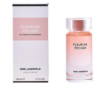 Lagerfeld Fleur De Pêcher Edp Spray 50 Ml pour femme