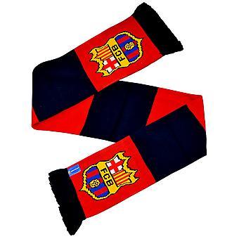 FC Barcelone officiel Football Crest barre écharpe