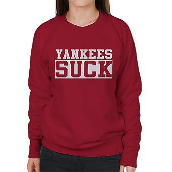 New York Yankees saugen Damen Sweatshirt