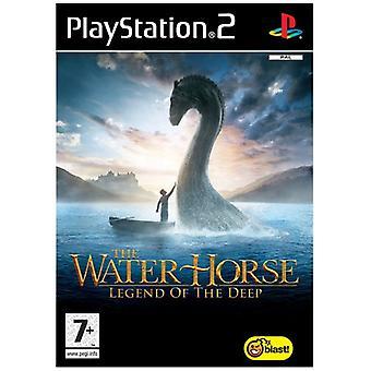 Den Waterhorse Legend of the Deep (PS2) - New Factory Forseglet
