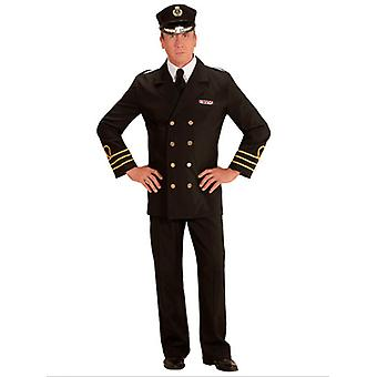 Merivoimien upseeri puku