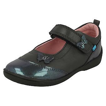 Chicas Startrite mariposa detallada Swing zapatos ocasionales