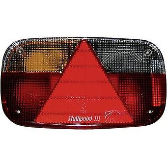LAS مقطورة ذيل ضوء إشارة بدوره، ضوء الفرامل، عدد ضوء لوحة، عاكس، ضوء الذيل، مصباح الضباب الخلفي اليسار 12 V
