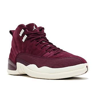 أحذية الرجعية 'بوردو'--130690--617-الأردن 12 الجوية