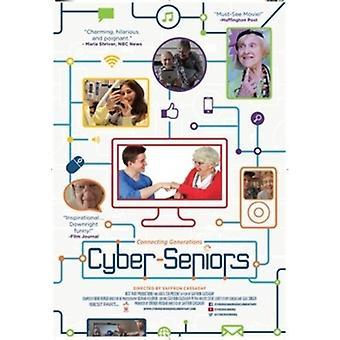 Cyber-Seniors [DVD] USA import