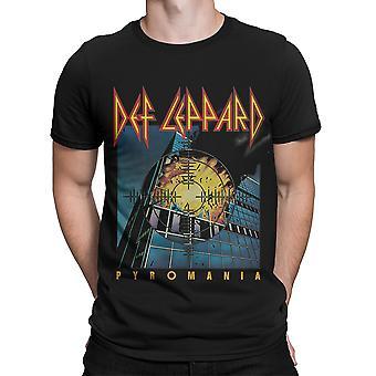 Def Leppard-Pyromania T-Shirt