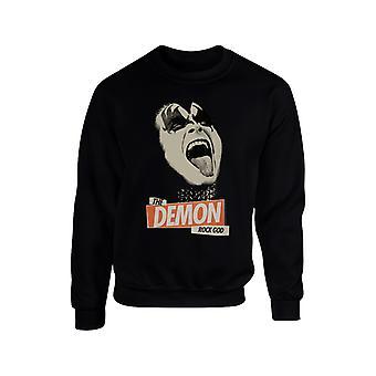 Kiss - Rock God  Sweatshirt