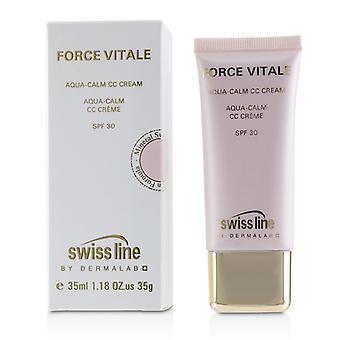 Swissline Force Vitale Aqua-calm Cc Cream Spf30 - #beige 10 - 35ml/1.18oz