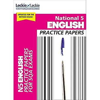 National 5 English Practice Papers for SQA Exams (Practice Papers for