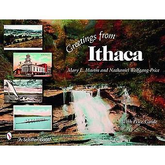 Groeten uit Ithaca door Mary L. Martin Nathaniel Wolfgang-prijs-