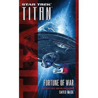 Titan - fortuin van oorlog door David Mack - 9781501152009 boek