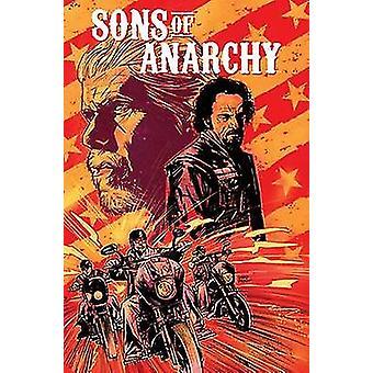 Sons of Anarchy - v.1 av Christopher Golden - Kurt Sutter - Damian Cou