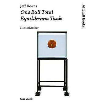 Jeff Koons - One Ball Total Equilibrium Tank by Michael Archer - 97818