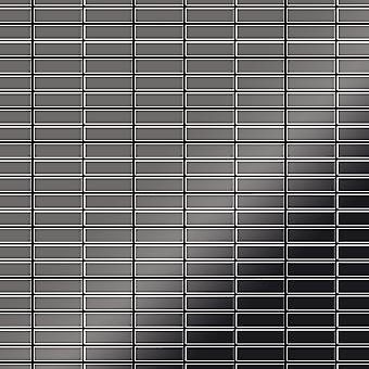 Mozaic metalic din aliaj de Titan Cabin-ti-SM