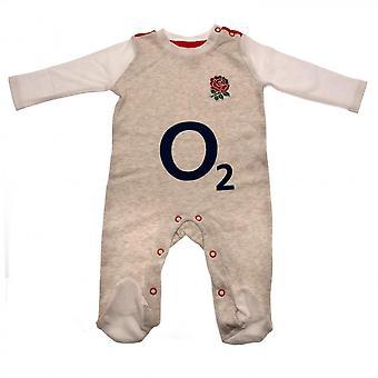England RFU Baby Sleepsuit