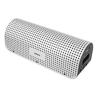 Ηχείο Bluetooth 2x3W + 1x5W, ασημί