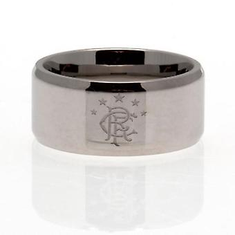 Rangers Band Ring Medium