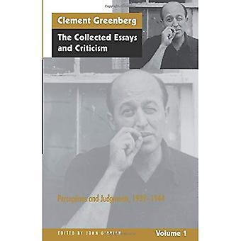 Gesammelte Essays und Kritik: Wahrnehmungen und Urteile, 1939-44 v. 1