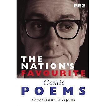 Nationens favorit komiska dikter: ett urval av humoristiska vers