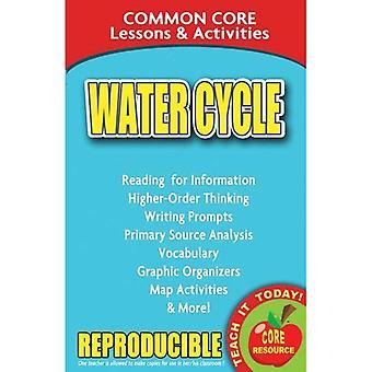 Water Cycle: Gemeenschappelijke kern lessen & activiteiten